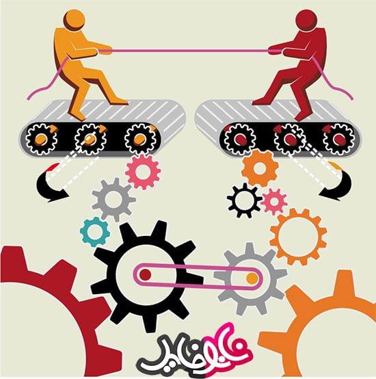 پرسشنامه تعارضات سازمانی , دانلود پرسشنامه تعارضات سازمانی , خرید پرسشنامه تعارضات سازمانی