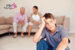 پرسشنامه علل انحراف جنسی فرزندان