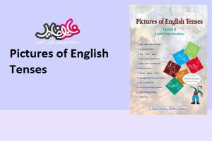 pictures of english tenses book