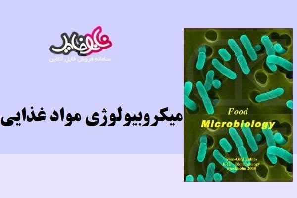 کتاب میکروبیولوژی مواد غذایی نسخه انگلیسی